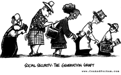 Policy Update – Social Security Benefits